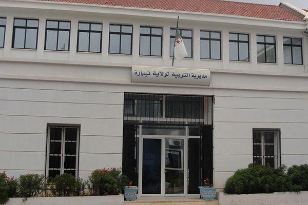 5 أعضاء من لجنة الخدمات لقطاع التربية بتيبازة يطالبون بفتح تحقيق
