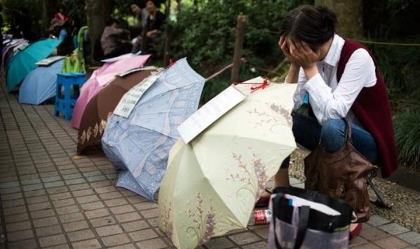 سوق للزواج في الصين.. والبضاعة نساء ورجال .. شاهد
