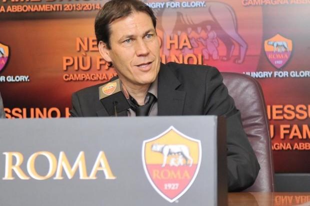 Rudi Garcia de retour en Serie A '