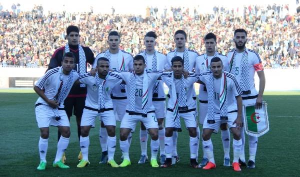 أولمبيو الجزائر في المستوى الرابع