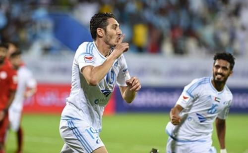 بلفوضيل هداف ويمنح بني ياس فوزا ثمينا في الدوري الإماراتي