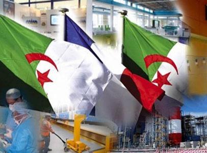 Visite de Valls à Alger