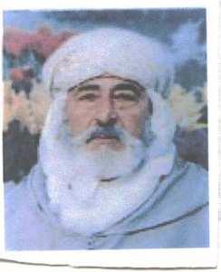 الشيخ عبد الكريم الجزولي قدس الله سره يعين المقدم العام لطريقة العيساوية في بجاية وتيزي وزو.