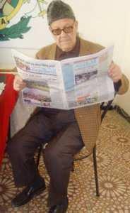 بن عليوة أحمد حكم و رئيس سابق للترجي :