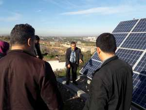 Formation installation photovoltaique Energie solaire