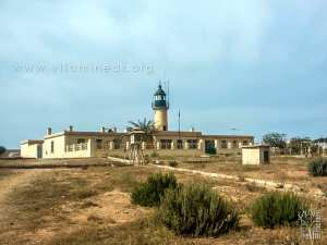 Le phare de Ghazaouet un phare de jalonnement d'aide à la navigation dans les eaux de l'extrême ouest algérien.