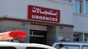 110 حالات تسمم و130 حادث مرور واعتداء يومي العيد باستعجالات العاصمة