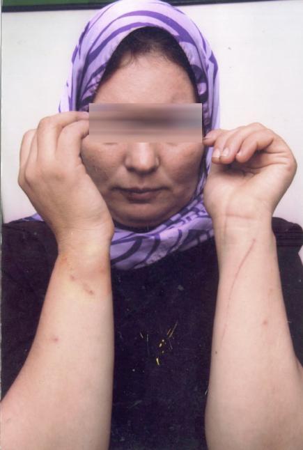 وهيبة بولشحم.. عندما تتحول الضحية إلى متهمة