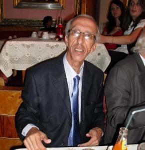 Portrait de Abdelhamid Medjahed