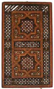 Le moucharabieh dans la construction traditionnelle