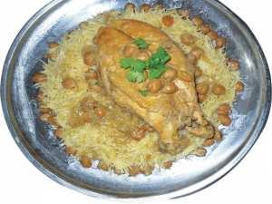 Dwida au poulet