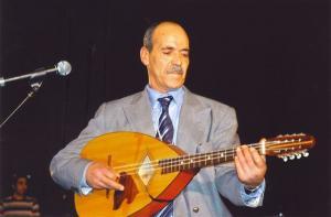 Portrait de Cheikh Lounès Kheloui