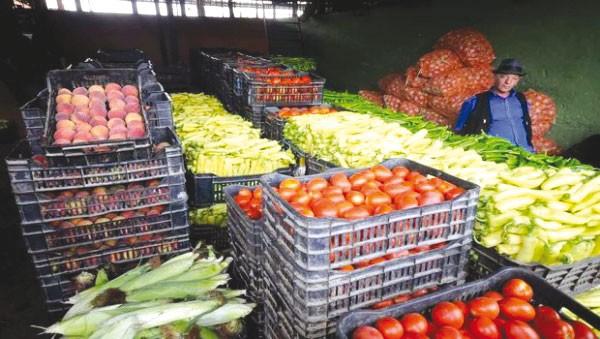 Vers la paralysie du marché de gros des fruits et légumes