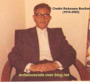 Portrait de Redouane Bensari