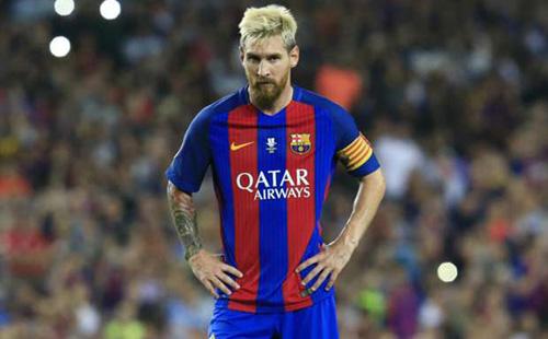 ميسي لا يرغب بالاعتزال في برشلونة!