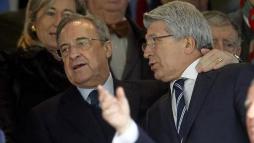 الفيفا يرفض طعن ريال مدريد و أتلتيكو ويؤكد عقوبة الإيقاف من التعاقدات