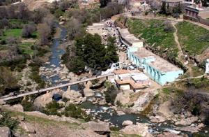 حمام قرقور بسطيف قبلة السياحة العلاجية بالجزائر