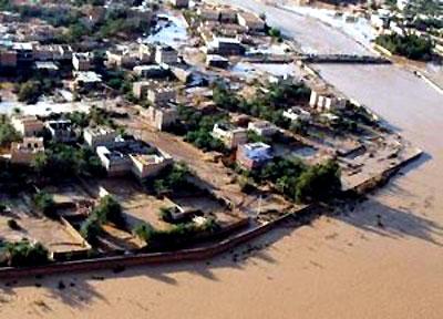 El Tarf - Les inondations font trois morts