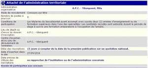 توظيف ببلدية تيبرقنت ولاية ميلة (ملحق ادارة اقليمي)