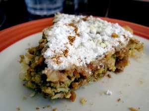 Bast�la (pastilla) � l'agneau ou au mouton