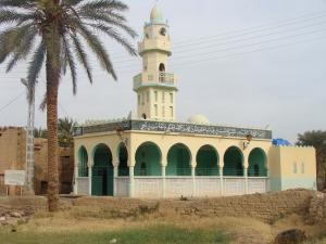 الزاوية الرحمانية سيدي عبد الحفيظ -خنقة سيدي ناجي-
