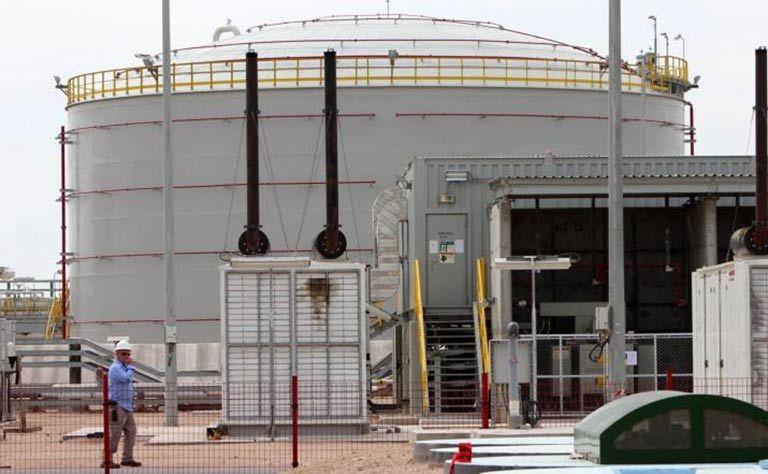 وزارة النفط العراقية توقع اتفاقية التشغيل المشتركة لحقل الزبير النفطي