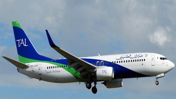 شركة طاسيلي للطيران تفتح قريبا خطا جويا يربط مدينة تيارت بالجزائر العاصمة