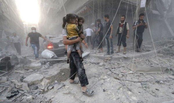 10 آلاف قتيل بعام من القصف الروسي على سوريا