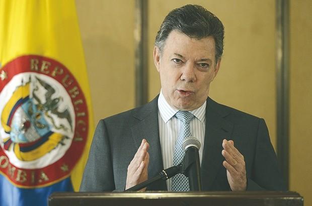 Le président colombien appelle à un nouveau dialogue