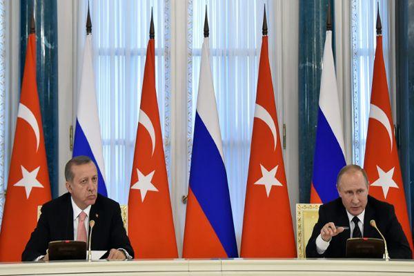 بوتين يلتقي أردوغان في 10 أكتوبر في تركيا