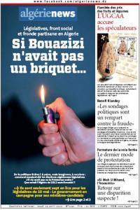AlgerieNews 19 - 04 - 2012