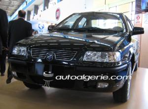 Salon automobile d'Alger 2007 : Famoval, de l'Iran à la Chine