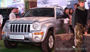 Alger 2006, Jeep et Chrysler : Le américains débarquent !!!