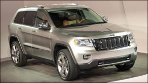 Salon d'Alger : Jeep et Dodge au rendez-vous