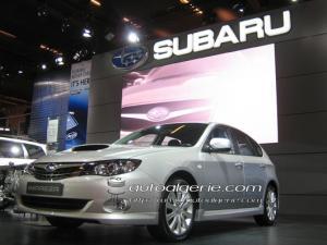 Subaru en Algérie : Toyota Algérie reprend la carte
