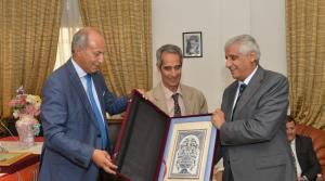 Tlemcen : Le ministre de la Culture, Azzedine Mihoubi, a exhorté samedi les journalistes à aller de l'avant et à faire preuve de plus de professionnalisme et d'éthique