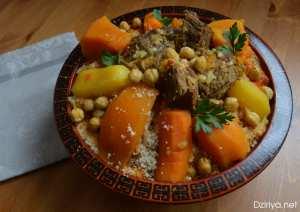 Couscous d'automne