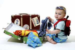 كيف تجعل السفر مع أطفالك أسهل؟