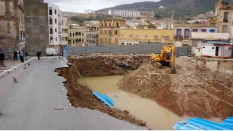 Une banque de données pour le phénomène des glissements de terrain