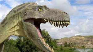 اكتشاف بروتينات عند ديناصور يعود الى 195 مليون سنة