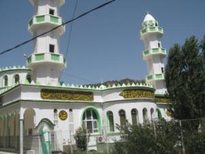 Lemroudj, la mosquée s'embellit à l'approche du ramadan 2012