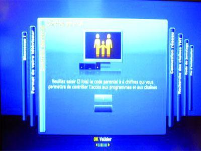 Les antivirus originaux disposent du logiciel de contrôle parental Leur prix varie entre 1200 et 1600 DA