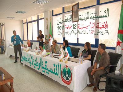 «Faire pression sur ceux qui pervertissent l'histoire» La Coordination des enfants des moudjahidine se démarque des autres organisations :