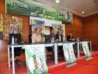 Les jeunes artistes algériens ont contribué à la réussite du spectacle Abtal el Qadar (Caracalla)