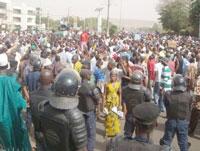 Crise au Mali L'UA réclame la dissolution de l'ex-junte