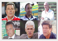 Vie des clubs/ Ligue 1 - 2012/2013 : Lemerre, Liewig, Velud, Eymael, Arena, Alain Michel, Fabbro, Ga La filière étrangère revient en force