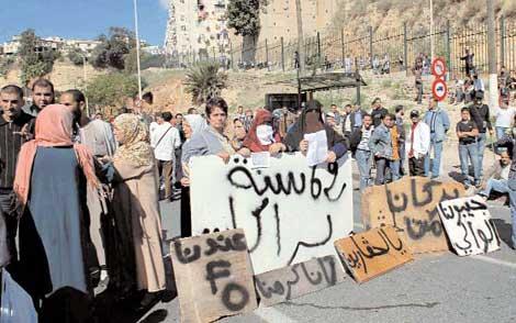 سكان ديار الشمس يطالبون بتدخل الرئيس