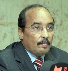 الرئيس الموريتاني: عانينا جراء توافد الجماعات 'الارهابية' إلى شمال مالي