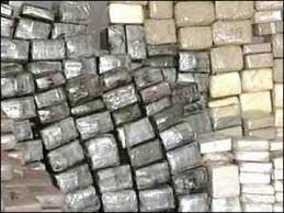 الامن الجزائري يصادر أكثر من 4 أطنان من المخدرات على الحدود مع المغرب