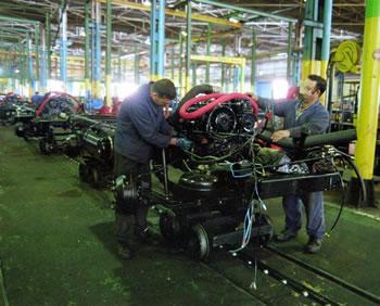 15.000 camions seront fabriqués à Rouiba L'USINE SOUS LICENCE DAIMLER ENTRERA EN PRODUCTION EN 2013